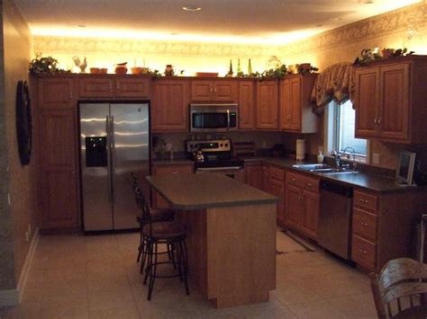 Lighting Above Kitchen Cabinets Kitchen Cabinet Lighting Ideas Newsonair Org