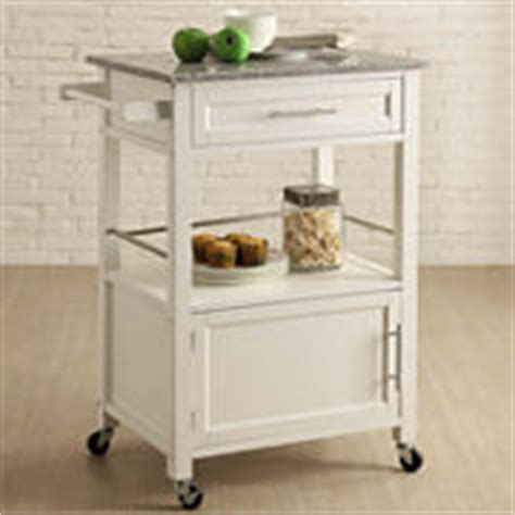 microwave carts kitchen trolleys breakfast bars jcpenney