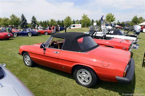 1982 alfa romeo spider 1982 alfa romeo spider veloce image chassis number