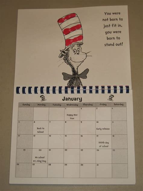 printable calendar book 18 best images about monthly handprint book on pinterest