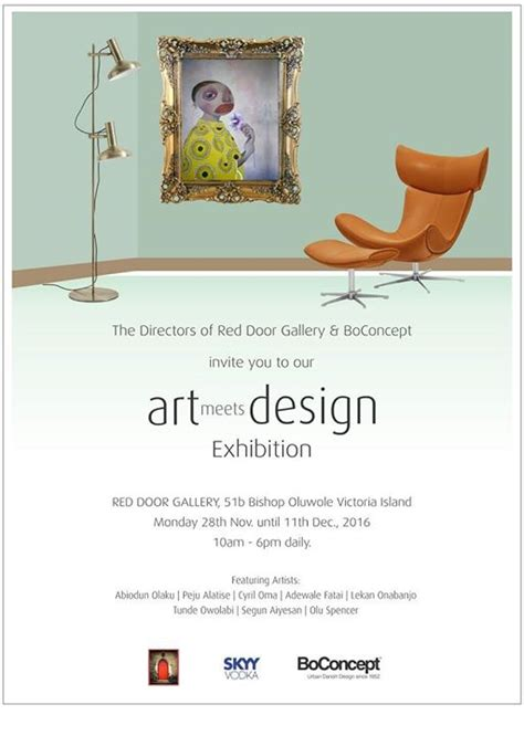 when art meets design 1614282870 art meets design exhibition my guide nigeria