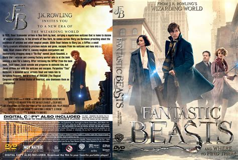 Where To Find Covers Covers Box Sk Fantastic Beasts And Where To Find Them