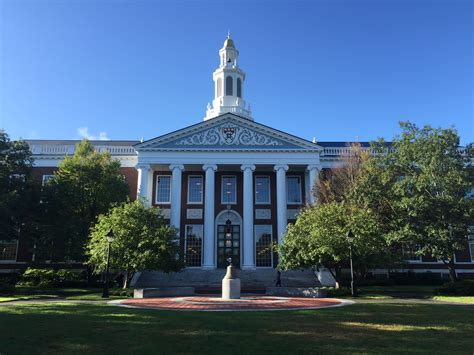 Harvard Mba 2 2 by Day 2 At Harvard How Harvard Business School Creates Its
