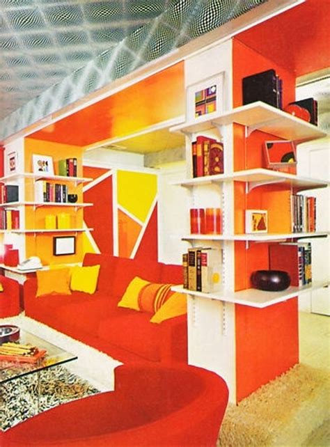 70s decor life styles book a look at the 70s livingroom