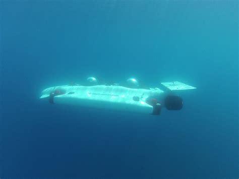 designboom underwater deepflight creates a new class of personal water travel