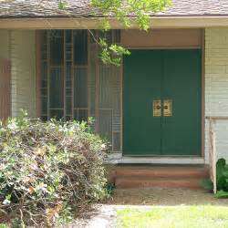 Mid century modern front door flickr photo sharing