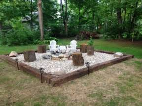 Simple Backyard Fire Pit Best 25 Fire Pit Designs Ideas On Pinterest Firepit