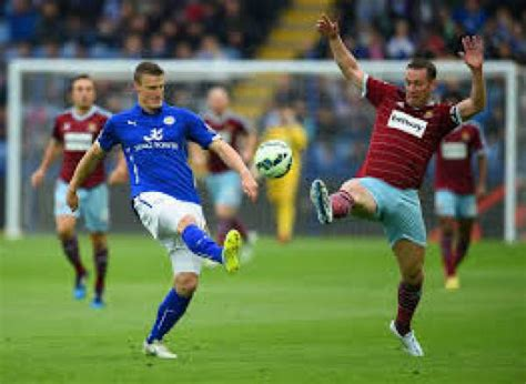 west ham united vs leicester city live streaming info epl