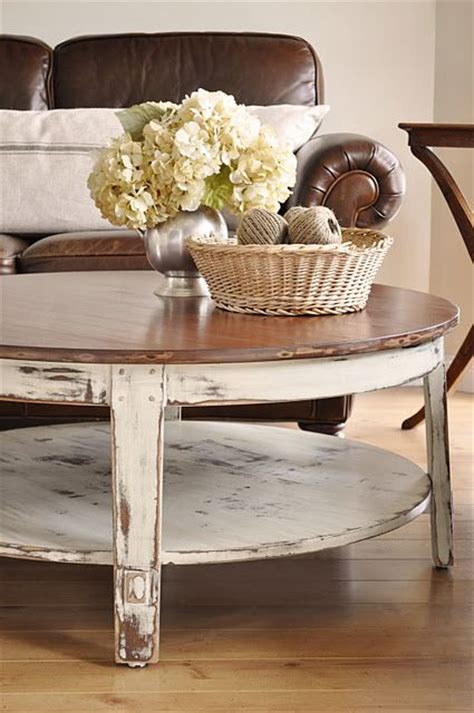 Farmhouse Living Room Table Rustic Farmhouse Coffee Table Makeover Gayle Robertson