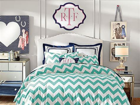 blue chevron bedroom ideas home everydayentropy
