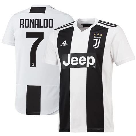ronaldo juventus authentic jersey cristiano ronaldo juventus adidas 2018 19 home replica player jersey white