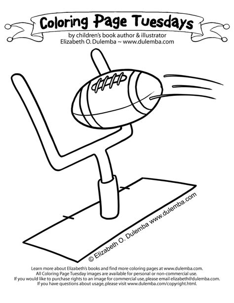 coloring pages of football stuff coloring pages for football
