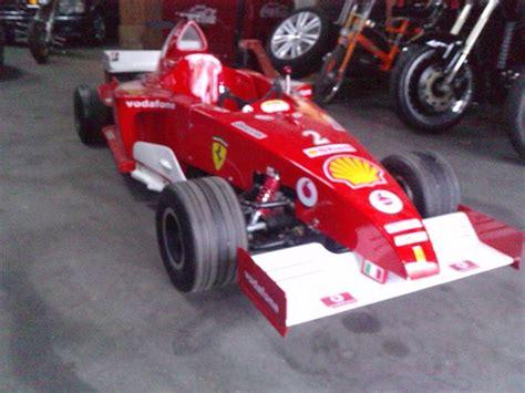 Go Kart Ferrari by Ferrari Formula 1 Go Kart With Combustion Engine 4 Speed