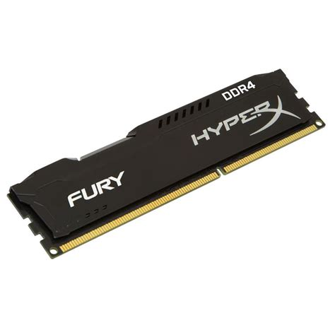 Ram Ddr4 Untuk Laptop kingston 8gb hyperx fury black ddr4 2666mhz cl15 pc ram