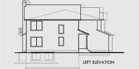 Duplex Floor Plans With 2 Car Garage by Duplex House Plans Duplex House Plan With 2 Car Garage D
