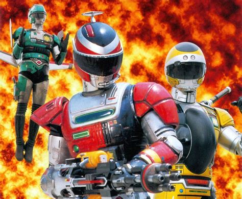 film seri swat tokkei winspector metal heroes wiki fandom powered by