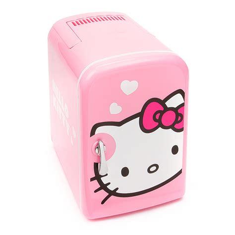 Hello Kitty Home Decor by Hello Kitty Mini Fridge 60 Hello Kitty Gear That Will