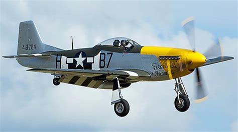 p 51d mustang model airplane arf 220cm 10kg 50cc cymodel