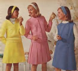 Fashion in the 1960s clothing styles trends pictures amp history