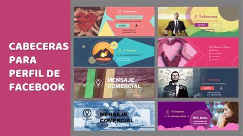 cabecera facebook video cabeceras para facebook powerpoint presentaciones