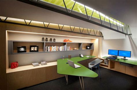 private executive office interiorzine