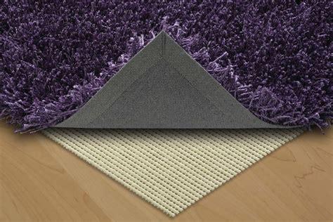 rug underlay premium floor rug anti slip underlay bewarmer