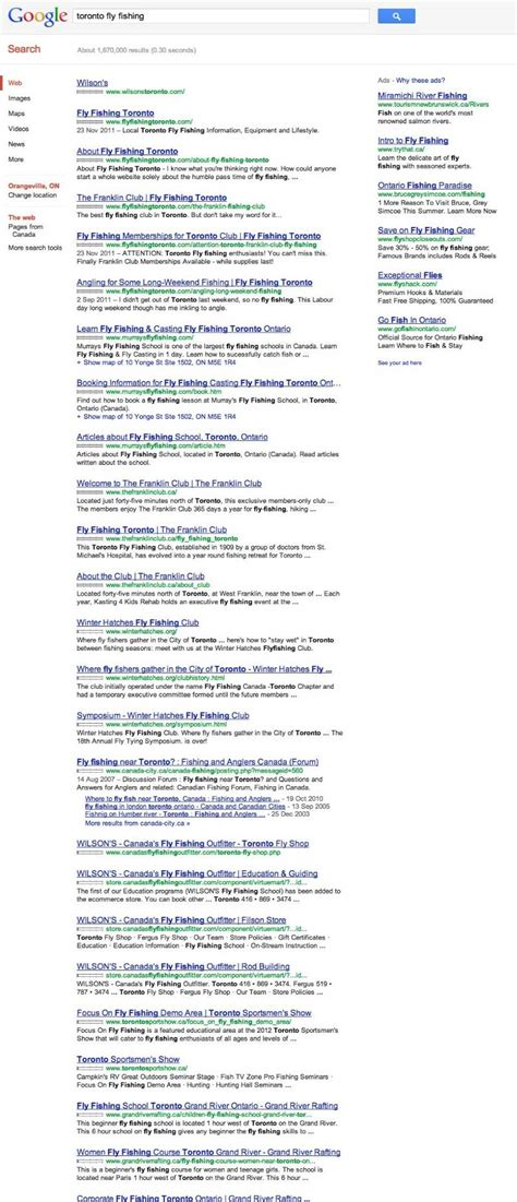 search result numbers bug or feature ian