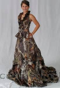 Camo Wedding Dresses Fashion Apparel 2012 Camo Wedding Dresses