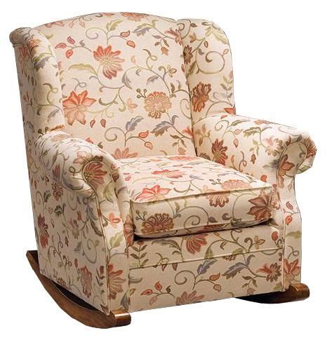 upholstered rocking chair and ottoman 8 best upholstered rocker images on pinterest chairs for