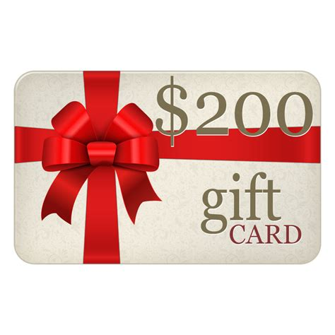 200 Gift Card - gift card 200 for 200 00 at www justcheaper com au in australia