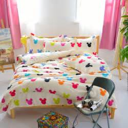 mickey mouse bed sheets mickey mouse sheet set promotion shop for