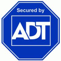 adt home security brands of the world vector