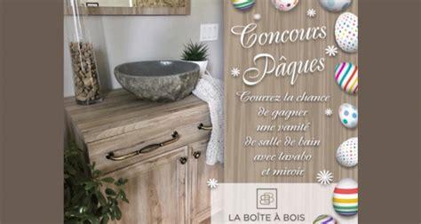 Une Vanite by Une Vanit 233 De Salle De Bain Avec Lavabo Et Miroir