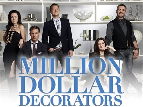 how to decorate your home with million dollar decorators