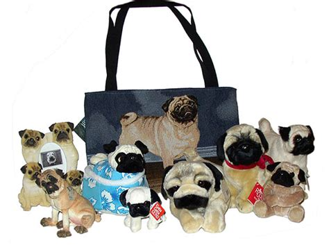toys for pugs pug stuffed animals facts and information are in the kennel