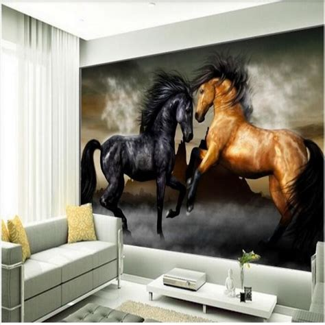 horse wallpaper for bedrooms popular horse wall murals buy cheap horse wall murals lots