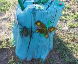 25 ideas to recycle tree stumps for garden and yard
