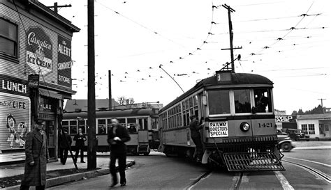vintage ls los angeles interesting vintage photos of los angeles railway