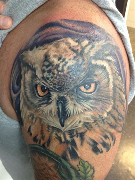 owl tattoo bad luck 68 best crazy tattoos images on pinterest crazy tattoos