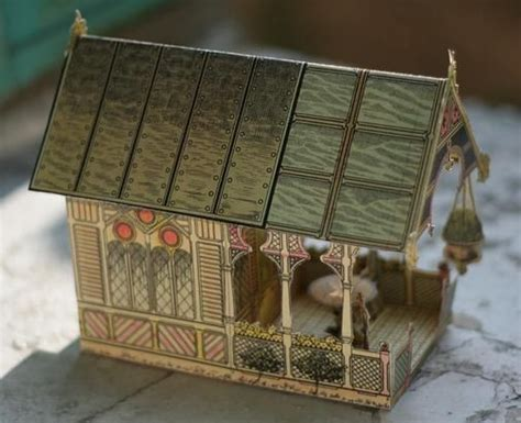 Paper Cottage by Free A Really Beautiful And Vintage
