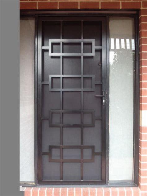 security screen doors security screen door seattle