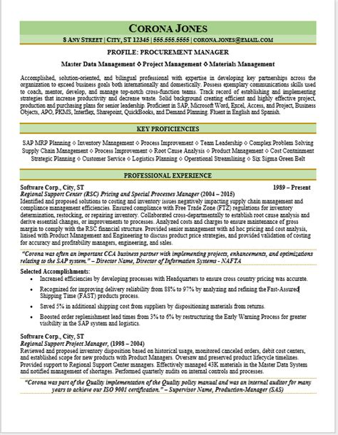 100 logistics and supply chain management resume