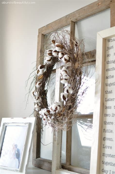 Decorating With Cotton by Fall Decor Diy Ideas The 36th Avenue