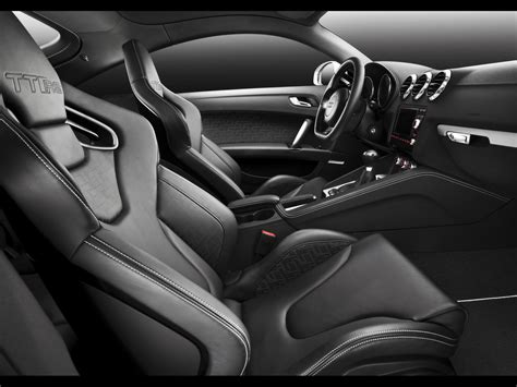 Audi Tt Rs Interior by 2009 Audi Tt Rs Coupe Interior 1280x960 Wallpaper 2017