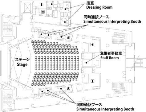 conference floor plan international conference hall jasso