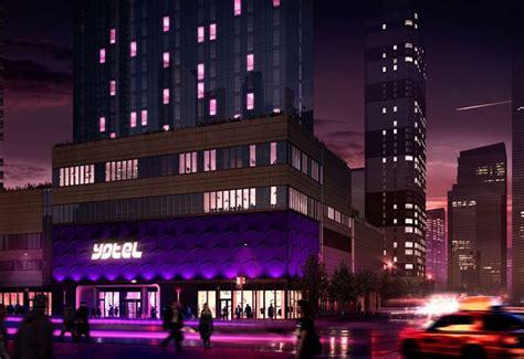 cadena hotelera española en nueva york hotel yotel de nueva york