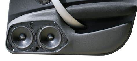 Bmw 1er E87 Soundsystem by Bmw 1 Series E87 Models To 03 2007 Doorboards With 3 Way