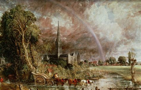 by john constable salisbury cathedral salisbury cathedral from the meadows art history styles