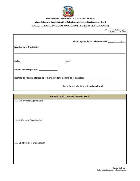 habilitacion de libros en linea calam 233 o formulario habilitacion ong
