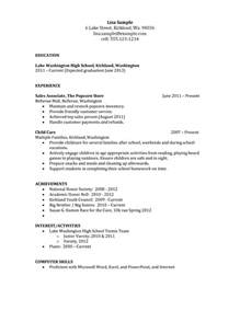 update 6825 resume for high school student templates 23